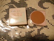 Mary Kay Powder Perfect Pressed Powder-Light Bronze-NIB