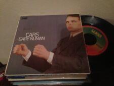 """GARY NUMAN - SPANISH 7"""" SINGLE SPAIN CARS - SYNTH POP"""