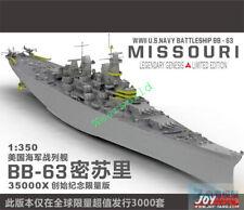 Joy Yard 1/350 35000X U.S Navy Battleship BB-63 Missouri LEGENDARY GENESIS 2019