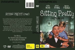 Sitting Pretty DVD Clifton Webb Brand New and Sealed Australian Release
