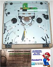 LETTORE NINTENDO WII LENTE DRIVE DVD ROM DISC COMPLETO LENTE + MECCANICA D2C