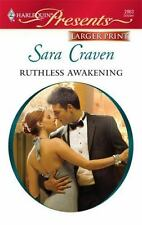 Ruthless Awakening, Craven, Sara, 0373236271, Book, Good