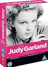 Judy Garland Collection DVD A Star Is Born Easter Parsde For Me And My Gal UK R2