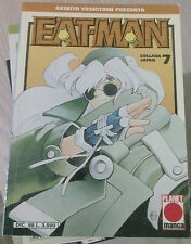 EAT-MAN N.7 PLANET MANGA BUONO PANINI COMICS SPED GRATIS SU + ACQUISTI!!! EATMAN