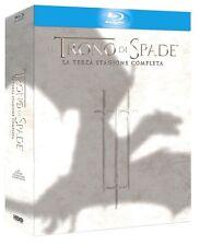 IL TRONO DI SPADE - STAGIONE 3 (5 BLU-RAY) COFANETTO SERIE TV VERSIONE DIGIPACK