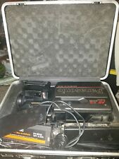 Panasonic Omni Movie Camera HQ PV-510D AFX8 Dual System Case Battery Charger vhs