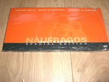 Naufragos Gestrandet Special Edition DVD Querpack inkl. CD