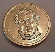 2009 D ZACHARY TAYLOR PRESIDENTIAL DOLLAR COIN  **FREE SHIPPING**