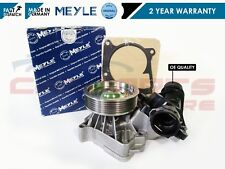 FOR BMW E46 320D 320 2.0 D MEYLE ENGINE COOLANT WATER PUMP + THERMOSTAT HOUSING
