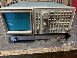 Spectrum Analyser Tektronix 7212