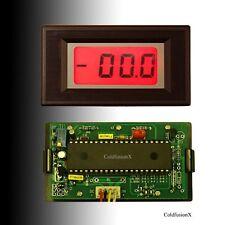 Universal Digital LED Volt/Current voltage panel meter