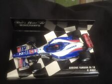 Minichamps - voiture Arrows Yamaha FA 18 - P. Diniz