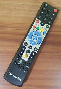 Original Fernbedienung TECHNISAT TechniStar UFBSTBTVS1 wie neu für Kabelreceiver