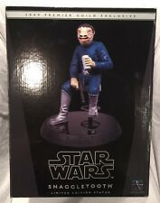 Rare Star Wars - Snaggletooth Statue (2009 PGM Exclusive) Limited to 400, MIB