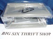 LEXON Designer Desk Top Gray Compact 2 Hole Puncher