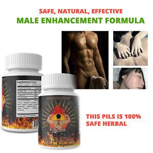 FLOR AFRODISIACA Testosterone Booster for Men,Male Enhancement,Stamina,Libido