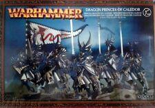 WARHAMMER High Elf - Dragon Princes of Caledor - Principi Drago Alti Elfi NUOVO