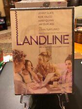 Landline (DVD, 2017)  Edie Falco Jenny Slate Abby Quinn Jay Duplass/Mfg. Sealed
