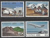 Cyprus #448-451 MNH CV$1.00
