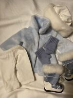 American Girl Doll Retired Snow Flurry Outfit