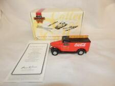MATCHBOX COLLECTIBLES GMC VAN COCA COLA 1937 YPC02-M MIB