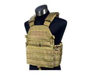 FLYYE LT6094 LBT 6094 Plate Carrier MOLLE Tactical Waist Vest – Khaki