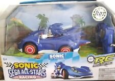 NKOK Sonic and Sega All Stars Racing Remote Controlled Car - Sonic The Hedgehog