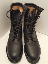Mens Military Depp  Combat Jump Boots Biltrite Steel Toe Cove Shoe Co 6 W