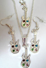 Handmade Silver Plated Costume Jewellery Sets