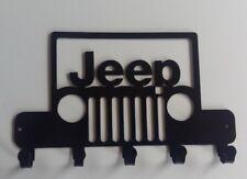 Jeep Key Rack, Metal Art