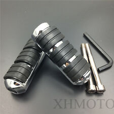 Rear Foot Pegs for SUZUKI Intruder 1400 1500 LC Boulevard S83 C90 Marauder 800