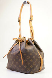 Auth Pre-owned Louis Vuitton Vintage Monogram Petit Noe Bag Purse M42226 210358
