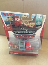 DISNEY CARS DIECAST - Trike Feldman - Super Chase  - Combined Postage