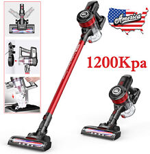 New 95% D18E Cordless Handheld Stick Vacuum Cleaner Carpet Floor Clean 12000pa