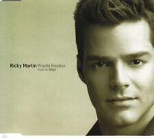 RICKY MARTIN Private Emotion (feat. MEJA) + VIDEOS MCD Maxi-Single-CD