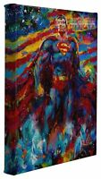 Blend Cota Superman Last Son of Krypton Wrap 11 x 14 Gallery Wrapped Canvas