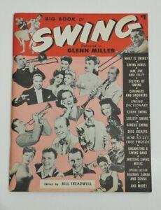 Big Book of Swing 1946 JAZZ Goodman Basie Sinatra  Armstrong  Ellington Ella NM