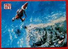 Thunderbirds PRO SET - Card #001, Tracy Island - Pro Set Inc 1992