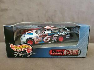 Hot Wheels Racing Black Chrome Deluxe Edition Mark Martin Valvoline 1:44 scale