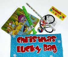 10 LUCKY DIP FiLLED PARTY BAGS BOYS GIRLS CHRISTMAS STOCKING FILLERS PARTY Xmas