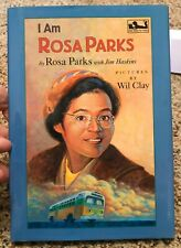 I Am Rosa Parks by Rosa Parks and James Haskins - SIGNED FIRST EDITION