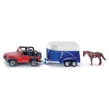 Jeep Diecast Farm Trailers