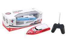 Remote Radio Control Speed Boat RC Twin Motor & Propeller 100 Metre Range 12 Kmh