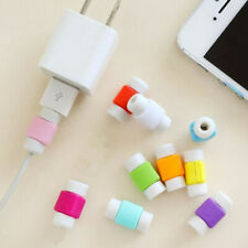 10x Protector Saver Cover for iPhone 6/7/Phones USB Charger Cable Cord Wire