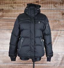 Peak Performance R&D Hooded AIR DO Women Down Jacket Coat Size S, Genuine
