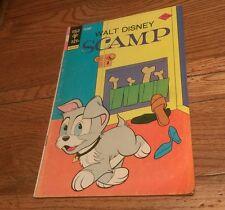 1975 Vintage SCAMP #22 Comic book Gold Key Walt Disney DUMBO Life Saver old htf