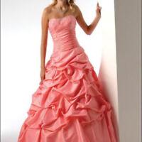 Maggie Sottero Flirt Prom Dress SIZE 2