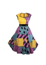 New Disney Parks Sally Nightmare Before Christmas Dress Shop Costume S