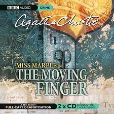 Agatha Christie The Moving Finger Miss Marple Full Cast Drama CD Audio Book