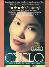 Cyclo DVD, 2004 Tran Anh Hung 1995 Fast Shipping